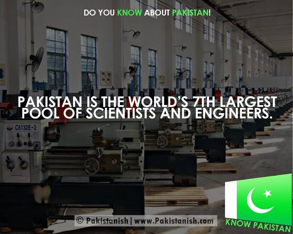 Source: Pakistanish - Engineers and Scientists